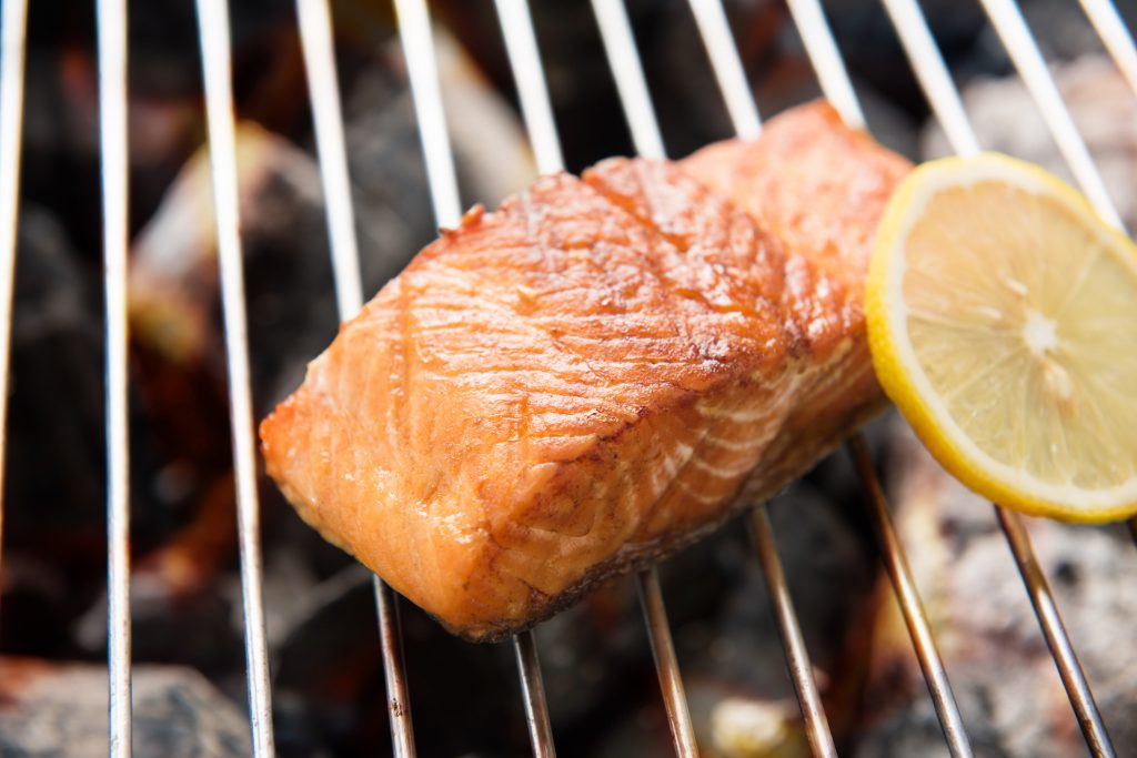 Learn how to grill fish and shrimp easily.